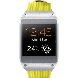 Samsung Galaxy Gear Watch Lime Green