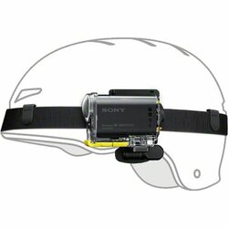 Sony BLTUHM1 Helmet Mount for Camcorder