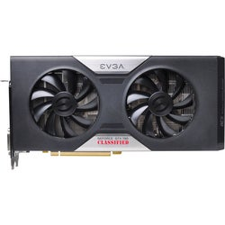 EVGA GeForce GTX 780 Graphic Card - 993 MHz Core - 3 GB GDDR5 SDRAM -