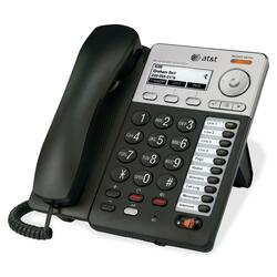 AT&T Syn248 SB35025 IP Phone - Wireless - Desktop, Wall Mountable - S