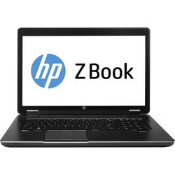 "HP ZBook 17 F2Q82UT 17.3"" LED Notebook - Intel - Core i7 i7-4800MQ 2."