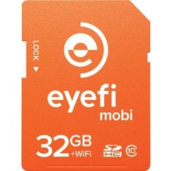 Eye-Fi Mobi 32 GB Secure Digital High Capacity (SDHC)