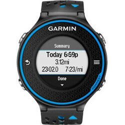 Garmin Forerunner 620 GPS Black/Blue GPS Watch