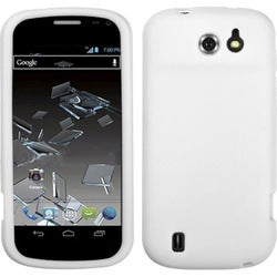 BasAcc Solid White Skin Case for ZTE N9500 Flash