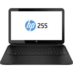 "HP 255 G2 15.6"" LED Notebook - AMD - E-Series E1-2100 1GHz - Black Li"