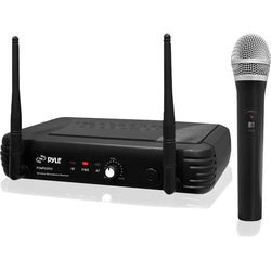 PylePro Premier Series Professional UHF Wireless Handheld Microphone