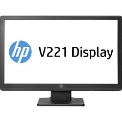 "HP V221 21.5"" LED LCD Monitor - 16:9 - 5 ms"