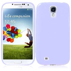 BasAcc Solid White TPU Case for Samsung Galaxy S4 i9500