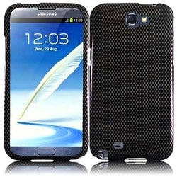 BasAcc Carbon Fiber Case for Samsung Galaxy S Note 2 N7100