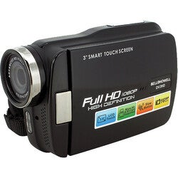 Bell + Howell DV3HD HD 16MP Touchscreen Camcorder