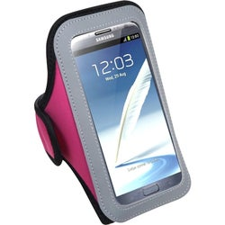 BasAcc Hot Pink Vertical Pouch Armband for LG Optimus G Pro E980