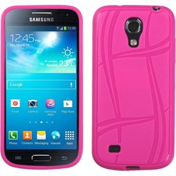 BasAcc Hot Pink Basketball Texture Case for Samsung Galaxy S4 Mini