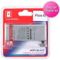 BasAcc Li-ion Battery for Apple iPhone 4/ 4S