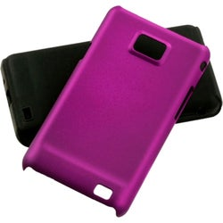 BasAcc Purple Fusion Case for Samsung I777 Galaxy S II
