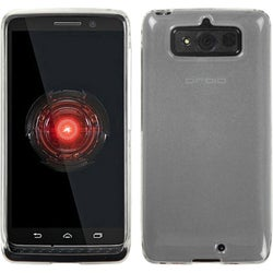 BasAcc Semi-transparent White Case for Motorola XT1030 Droid Mini