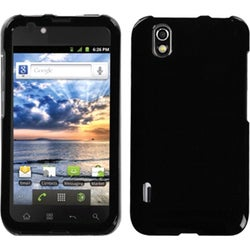 BasAcc Solid Black Case for LG LS855 Marquee