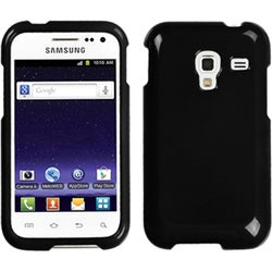BasAcc Solid Black Case for Samsung R820