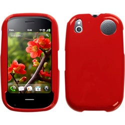 BasAcc Solid Flaming Red Case for Palm Pre 2