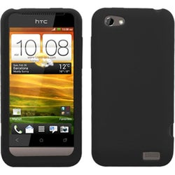 BasAcc Solid Black Case for HTC One V