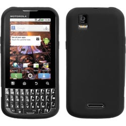 BasAcc Black Case for Motorola MB612 XPRT