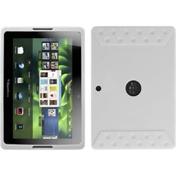 BasAcc Solid White Skin Case For Blackberry Playbook