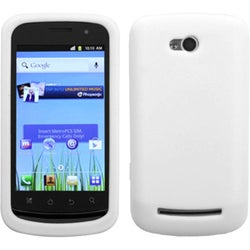 BasAcc White Case for Coolpad 5860E Quattro 4G