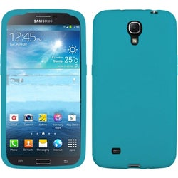 BasAcc Solid Tropical Teal Skin Case for Samsung i527 Galaxy Mega