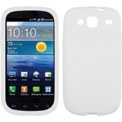 BasAcc White Skin Case for Samsung I425 Galaxy Stratosphere III