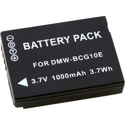 eForCity Li-ion Decoded Battery for Panasonic DMW-BCG10E