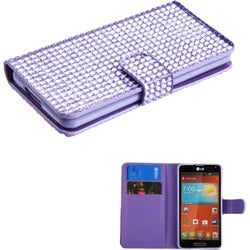 BasAcc MyJacket Wallet for LG US780 Optimus F7/ LG870 Optimus F7