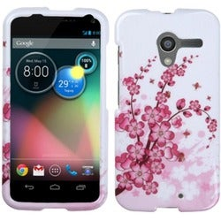 BasAcc Spring Flowers Case for Motorola X