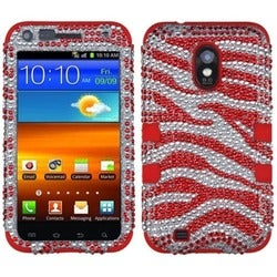 INSTEN TUFF Phone Case Cover for Samsung D710 Epic 4G Touch/ R760 Galaxy S II/ 4G