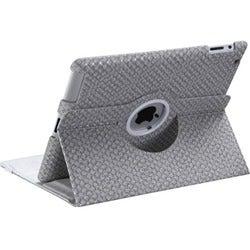 BasAcc MyJacket Case with Rotatable Tray for Apple iPad/ 2/ 3/ 4