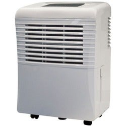 The RDH130 Dehumidifier is Energy Star rated & dehumidifies up to 30