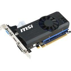 MSI N730K-1GD5LP/OC GeForce GT 730 Graphic Card - 1.01 GHz Core - 1 G