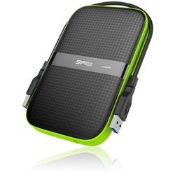 "Silicon Power Armor 2 TB 2.5"" External Hard Drive"