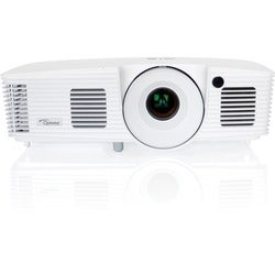 Optoma W402 3D Ready DLP Projector - 720p - HDTV - 16:10