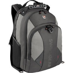 "Victorinox Carrying Case (Backpack) for 16"" Notebook - Gray, Black"