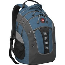 """Victorinox Granite Carrying Case (Backpack) for 16"""" Notebook - Blue,"""