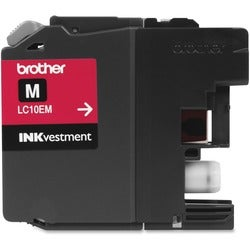 Brother LC-10EM Ink Cartridge - Magenta