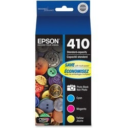 Epson Claria T410 Ink Cartridge - Cyan, Magenta, Yellow, Photo Black