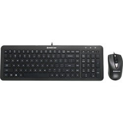 Iogear Quietus Desktop - Low Profile Keyboard and Mouse Combo