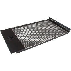 StarTech.com 6U Vented Blank Panel with Hinge - Server Rack Filler Pa
