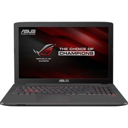 """ROG GL752VW-DH71 17.3"""" (In-plane Switching (IPS) Technology) Notebook"""