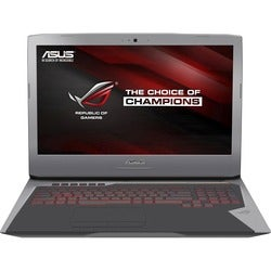 """ROG G752VT-DH72 17.3"""" (In-plane Switching (IPS) Technology) Notebook"""