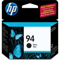 HP Black Ink Cartridge - 450 Page - Black
