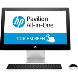 HP Pavilion 23-q000 23-q041 All-in-One Computer - Refurbished - Intel