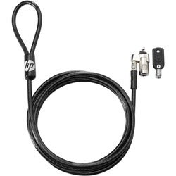 HP Keyed Cable Lock 10 mm