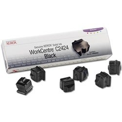 Xerox Black Solid Ink Sticks For Workcentre C2424
