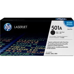 HP Black Toner Cartridge for Color LaserJet 3600/3800
